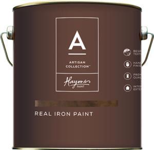 barbish塗料販売 Real Iron リアルアイアイロン